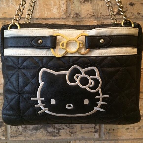 a7509c5ac9 Hello Kitty Handbags - LOUNGEFLY